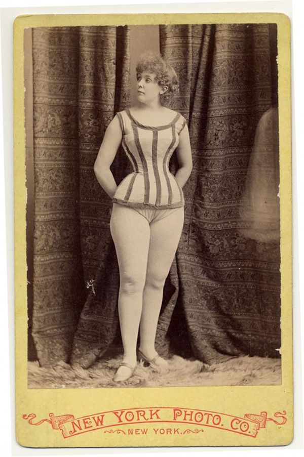 Exotic Dancers of 1800s