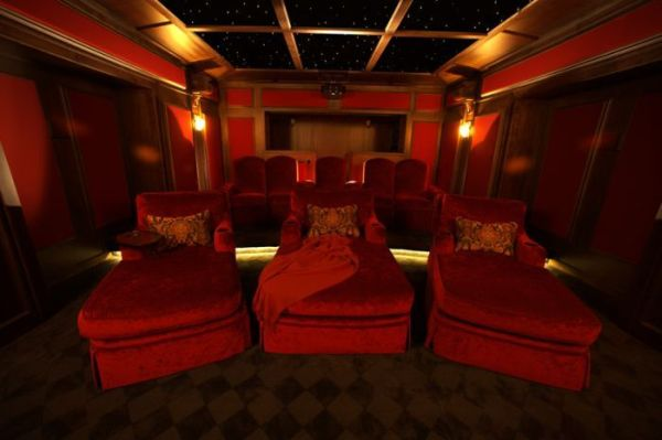 Exclusive Home Theaters