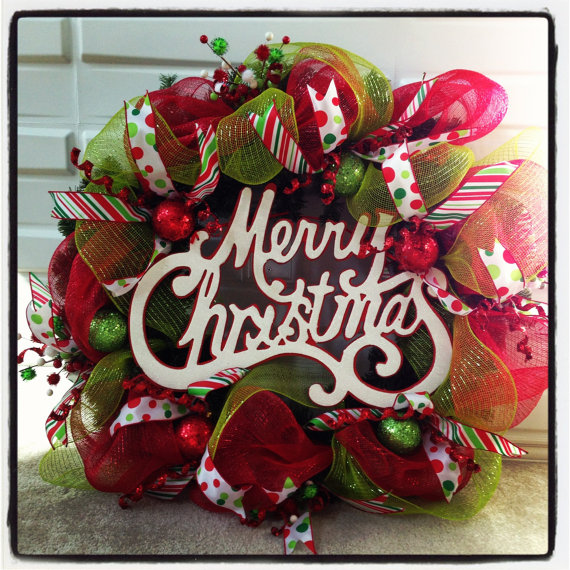 Beautiful Ideas For Christmas Wreaths