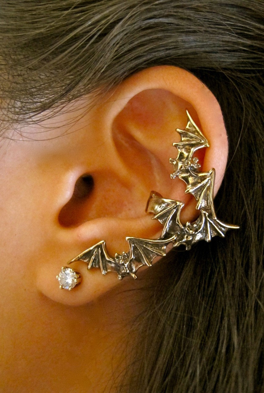Ear Cuffs and Ear Wraps
