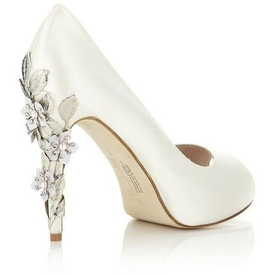 Dazzling Wedding Shoes